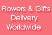 Flowers & Gifts Delivery Worldwide
